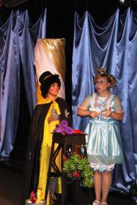 Принцесса и дракон. Спектакль театра Камерная сцена г. Лобня