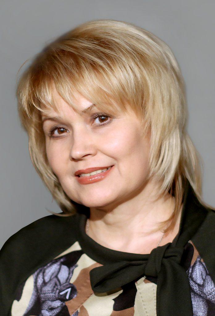 Светлана Давыдова - Директор таетра Камерная сцена
