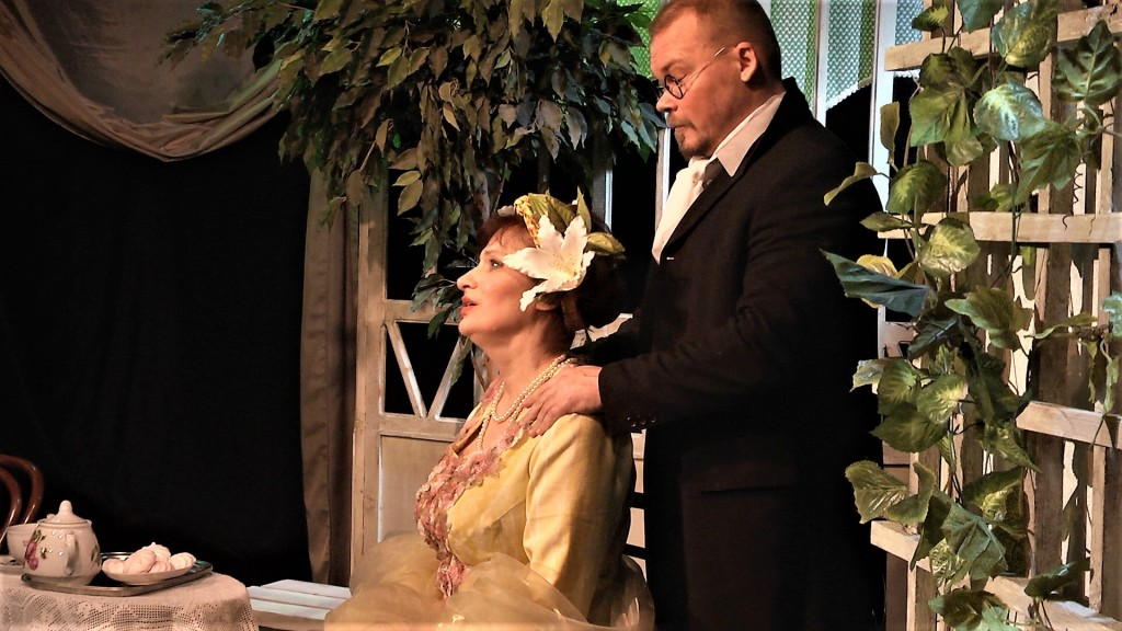 """Богатые невесты. Спектакль театра """"Камерная сцена"""" г. Лобня"""