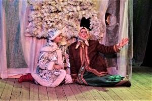 Спектакль Морозко. Театр Камерная сцена г. Лобня