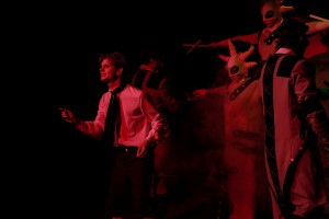 Спектакль Черная курица. Театр Камерная сцена г. Лобня