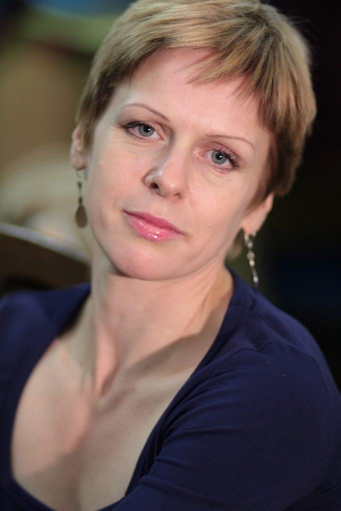 Любава Аристархова