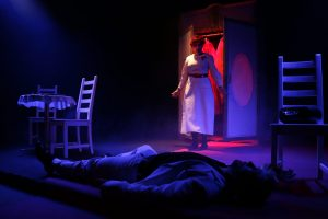 """Спектакль """"Шкаф, или что скрывают женщины"""" в театре Камерная сцена г. Лобня"""